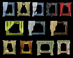 Рамочки-вікна png