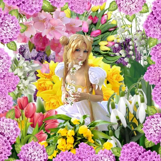Весняні букети