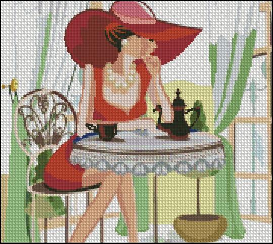 Схема - Ранкова кава