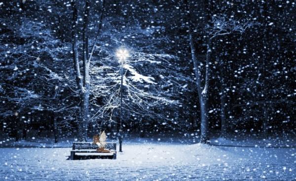 Зимові чари заставка на рабочий стол